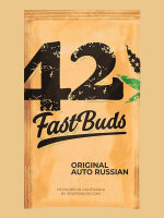 Fast Buds Seeds Original Line - Auto Russian Autoflowering Feminised Cannabis Seeds