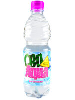 CBD Aqua Water Cannashock