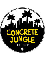 Concrete Jungle - Concrete Banana Feminised Cannabis Seeds