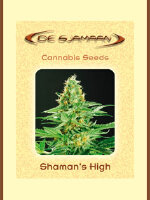 De Sjamaan - Shaman's High 5 Regular Cannabis Seeds