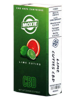 Moxie Dart CBD Vape Cartridge Pod - Lime Cuties
