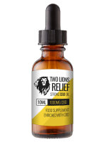 Two Lions CBD Oil Relief 10% 1000mg