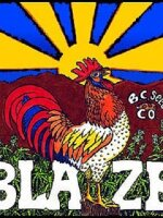 British Columbia Seeds - Blaze Regular Cannabis Seeds