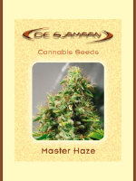 De Sjamaan - Master Haze 5 Regular Cannabis Seeds