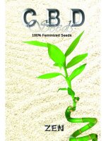CBD Seeds - Zen Feminised Cannabis Seeds